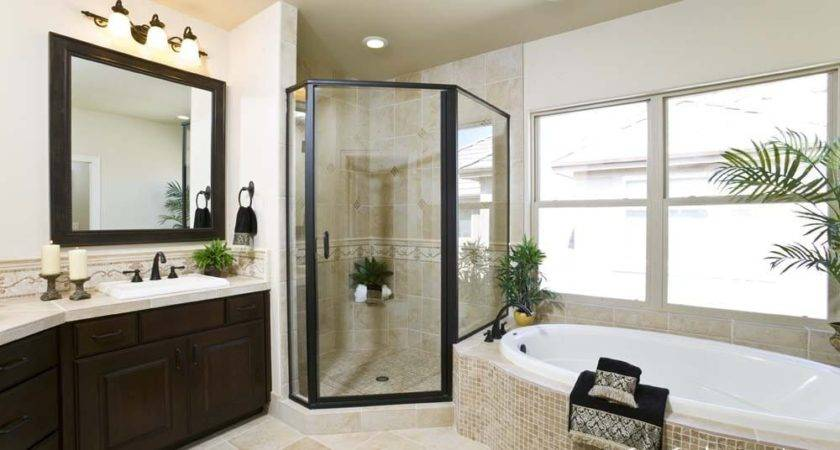 States Denver Parade Homes Dream Master Bath