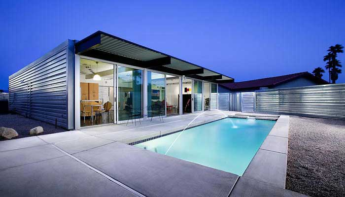 Steel Glass House Prefab Modular Homes Never Looked