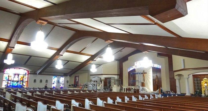 Stephen Church Midland Used Our Woodland Beams Create