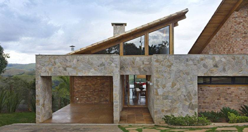 Stone House Exterior Plans One Total Pics Fascinating