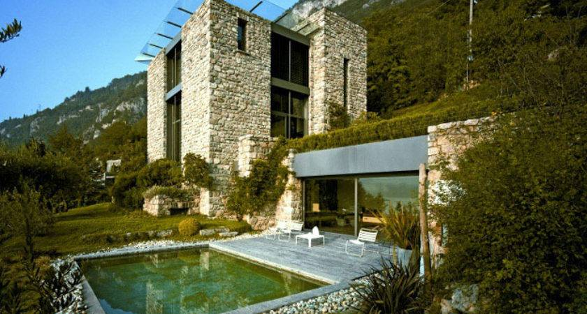 Stone House Plans Floor