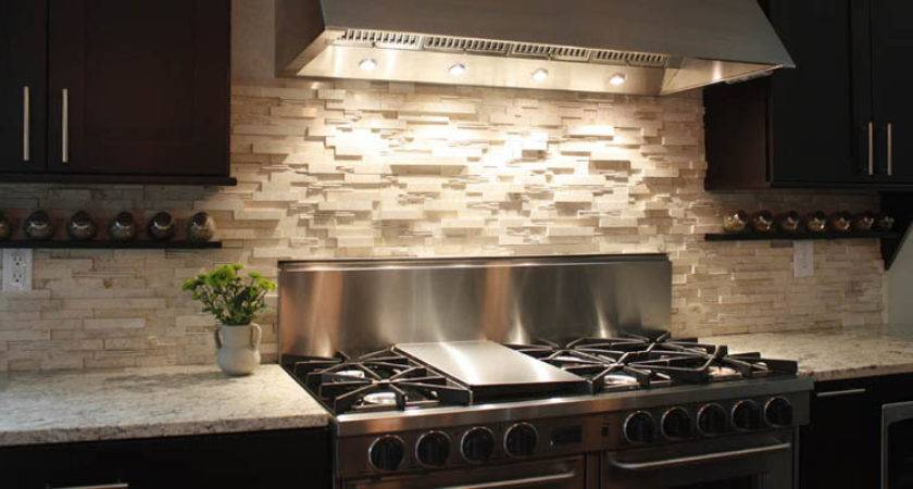 Stone Tile Announces Trends Kitchen Backsplash Designs