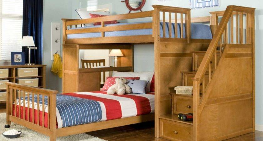 Storage Beds Small Bedrooms Maximize Space Using