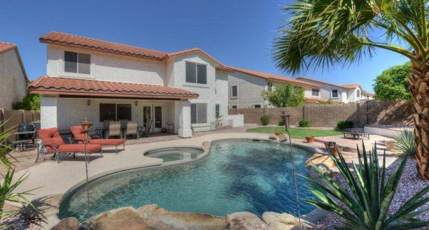 Story Home Pool Spa Marshall Ranch Community