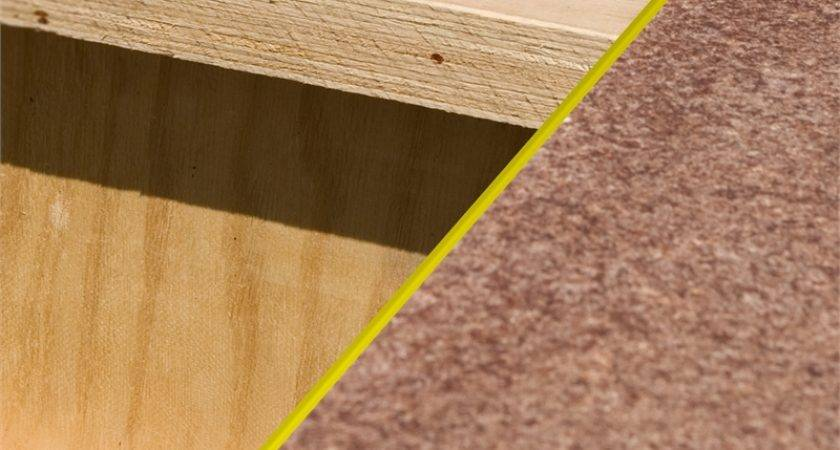 Structaflor Yellow Tongue Particle Board