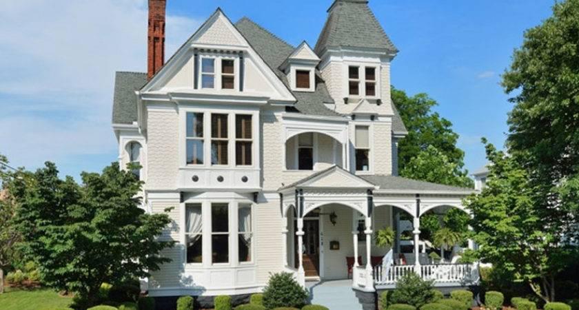 Stunning Alabama Victorian Circa Old Houses Sale