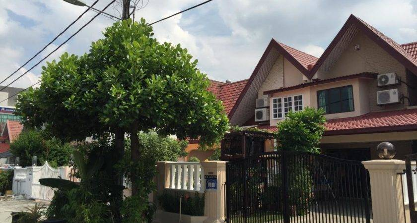Sty Terrace House Sale Nearby Colleges Subang Jaya