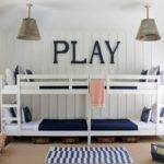 Stylish Kids Bunk Beds Room Ideas Playroom Bedroom