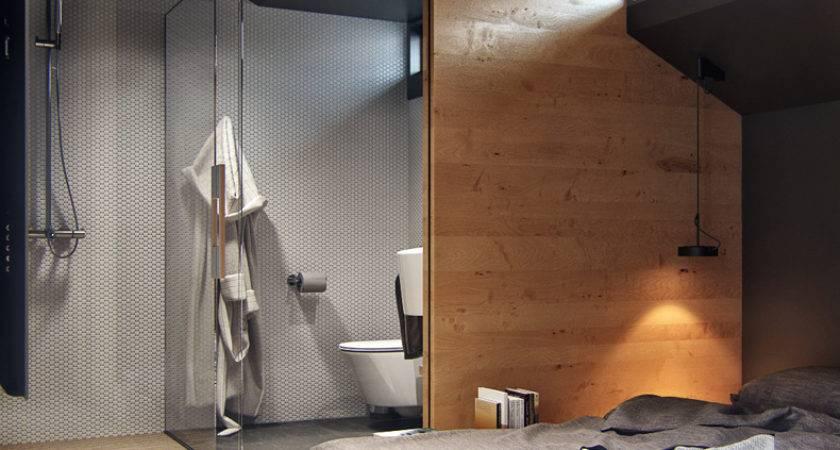 Suite Shower Room Interior Design Ideas
