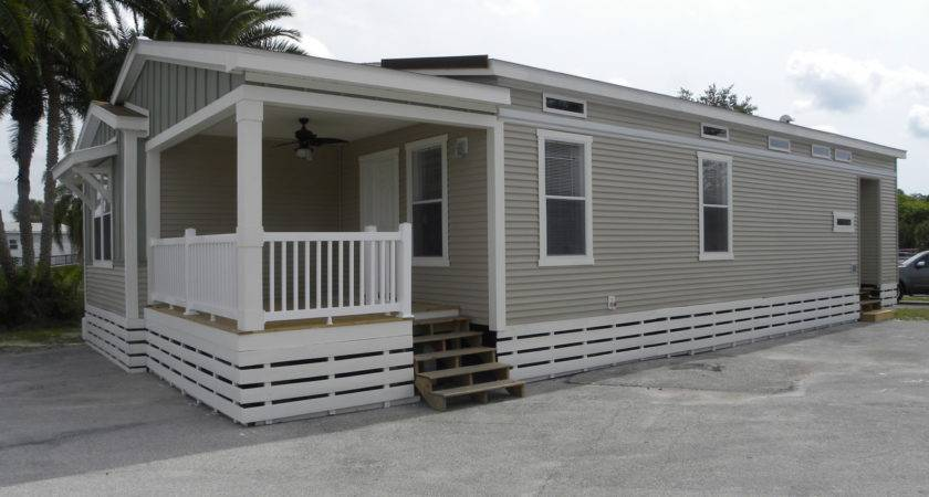 Summer Haven Manufactured Home Floor Plan