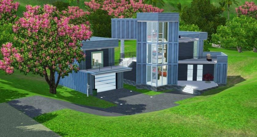 Summer Little Sims Garden Isla Paradiso
