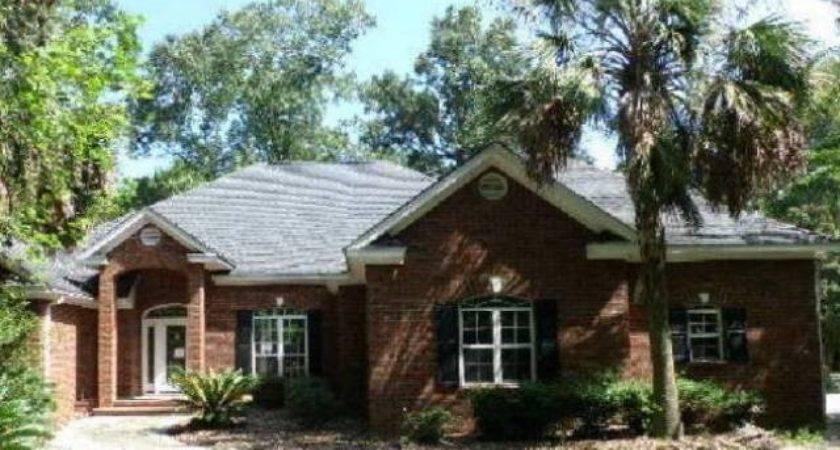 Summerset Lane Summerville Foreclosed Home