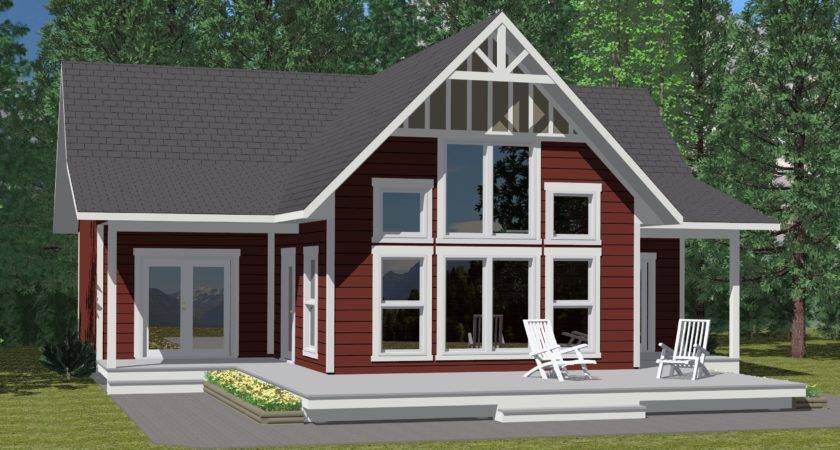 Summit Prefab Cabin Cottage Plans Winton Homes