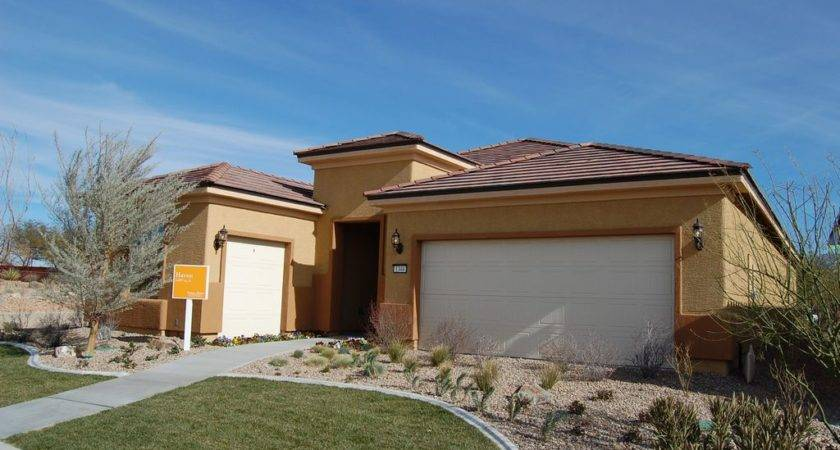 Sun City Mesquite New Models Homes