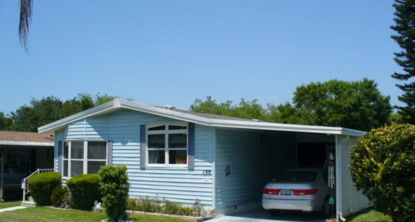 Suncoast Florida Manufactured Mobile Home Palm Harbor
