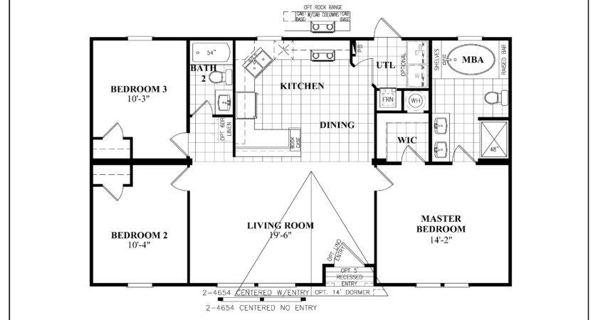 Sunshine Mobile Homes Floor Plans Home Plan