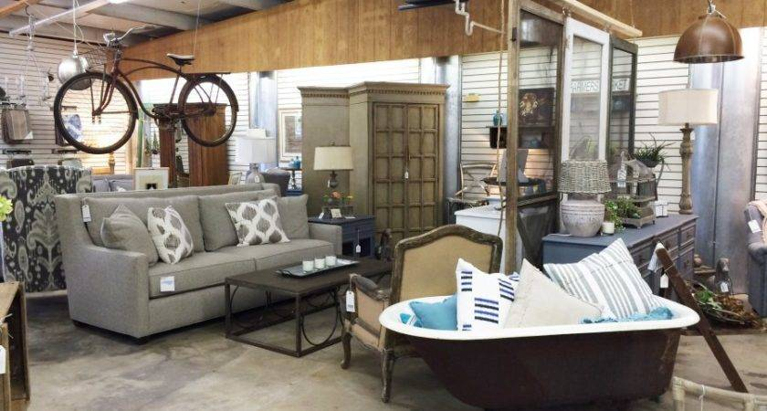Sutherland Avenue Sells Mixture New Consigned Furniture