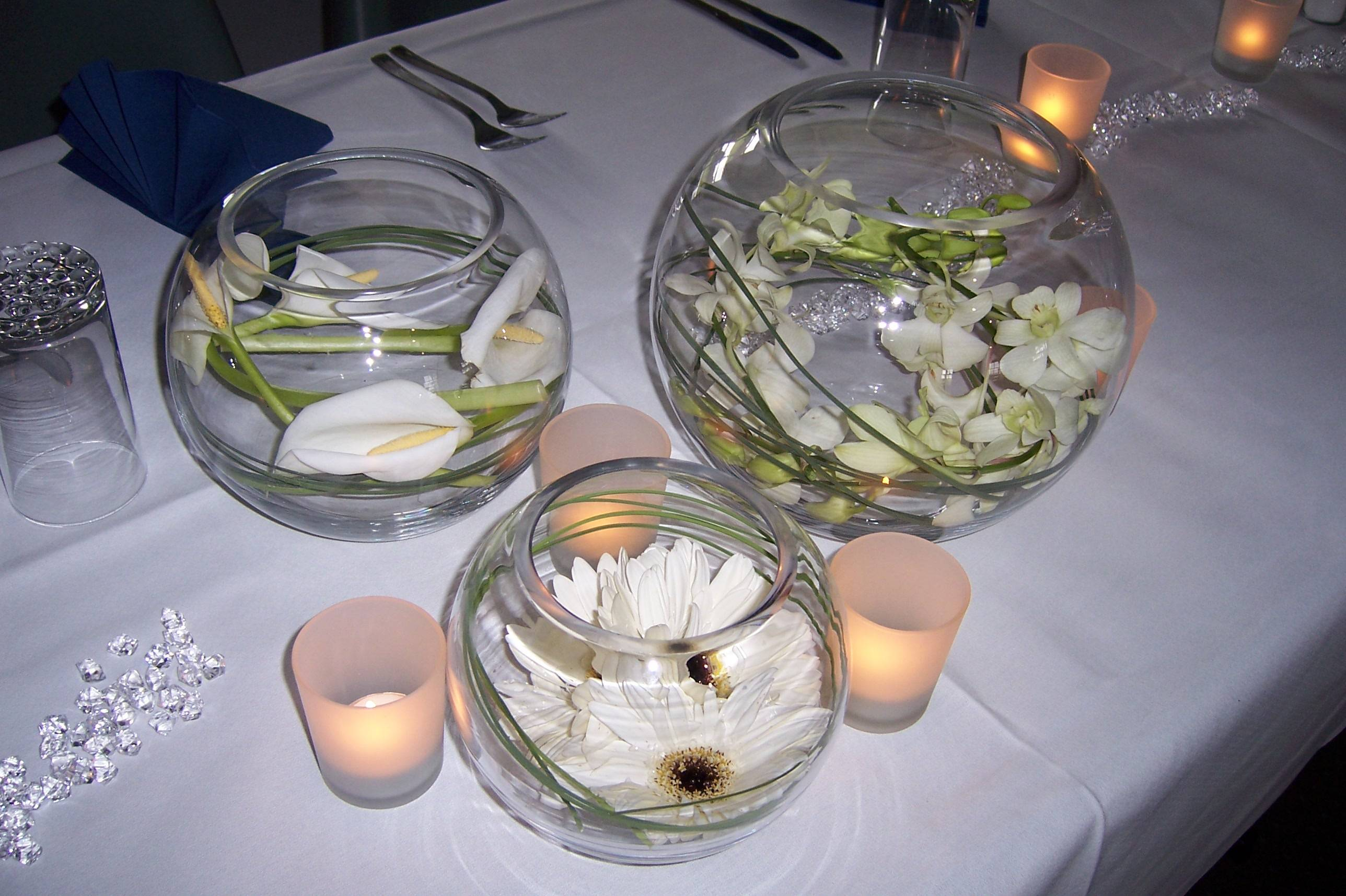 Table Decoration Ideas Wedding Reception Source