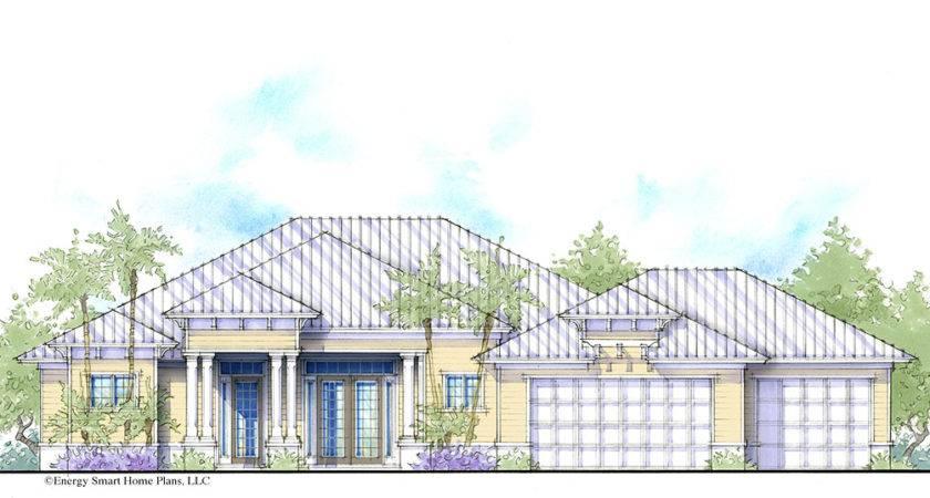 Tavernier House Plan Energy Smart Home Plans
