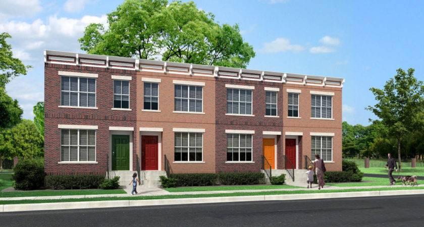 Templeton Duplex Townhouse Style Modular Homes