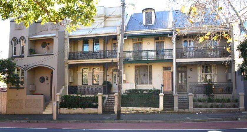 Terrace Houses Sydney