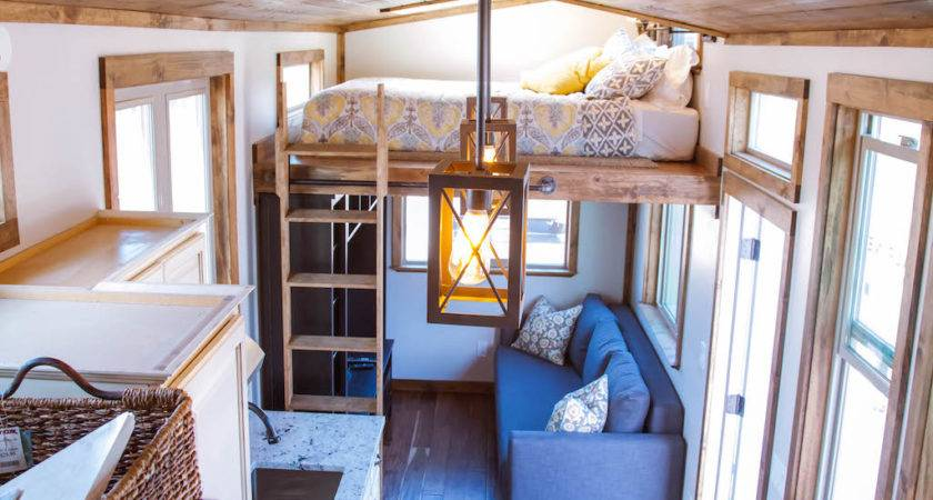 Teton Tiny House Swoon