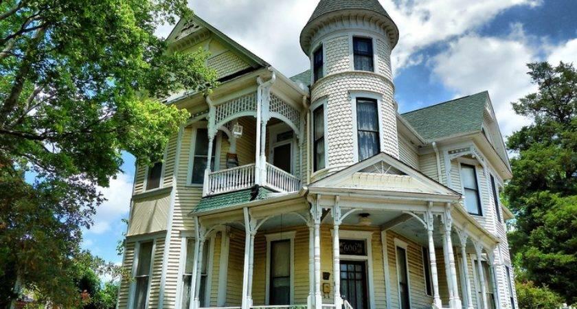 Texarkana Arkansas Victorian Homes Pinterest