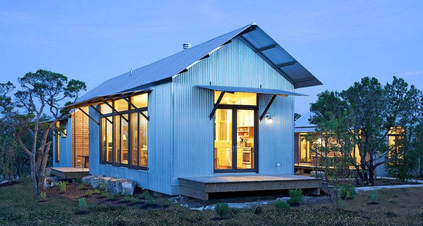 Texas Architecture Firm Designs Prefab Leed Certified Homes Zdnet