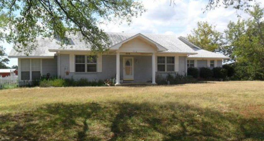 Texas Denison Home Sale