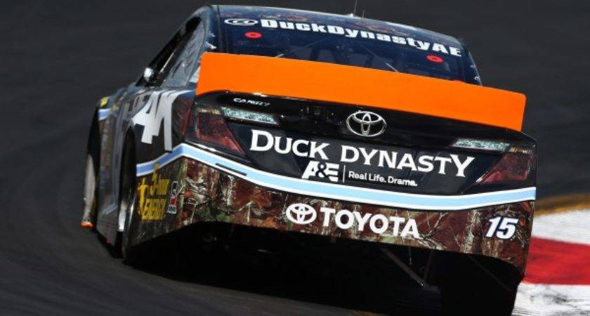 Texas Motor Speedway Announces Duck Commander