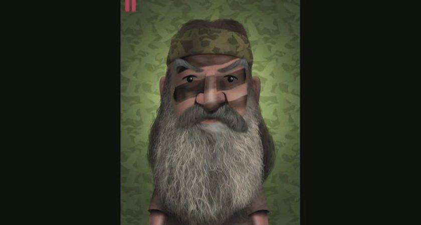 There Duck Dynasty Mobile Game Redneck Warioware