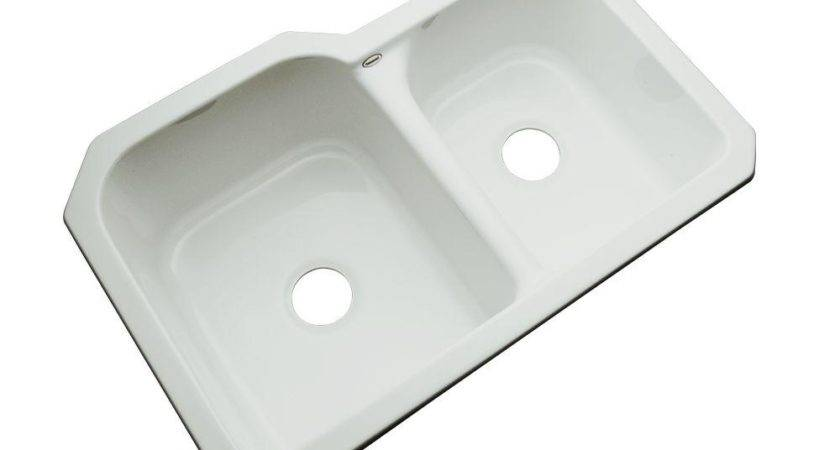 Thermocast Cambridge Undermount Acrylic Hole