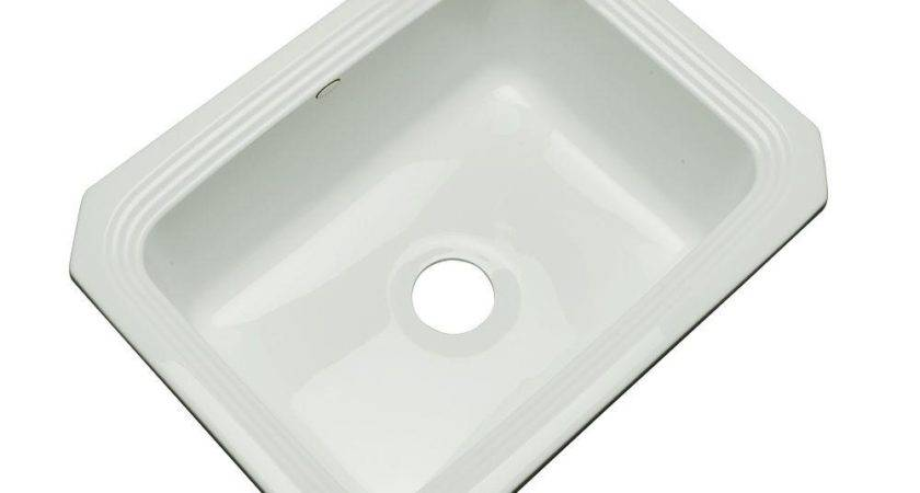 Thermocast Rochester Undermount Acrylic Single Bowl