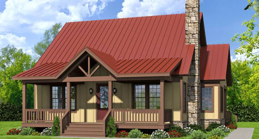 Three Bed Country Home Plan Two Master Suites