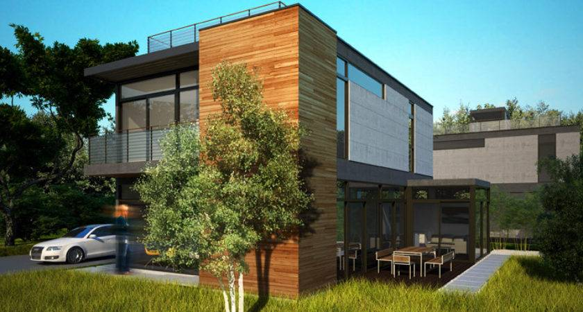 Three New Prefab Eco Luxe Leed Platinum Models Inhabitat Green