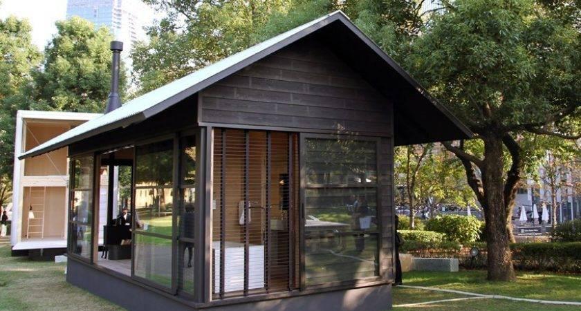 Three Tiny Japanese Prefab Homes Ecobuilding Pulse Magazine