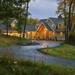 ticonderoga adirondack style home log plan_300466 150x150 adirondack style homes plans floor designs woodhouse kelsey bass,Adirondack Homes Designs