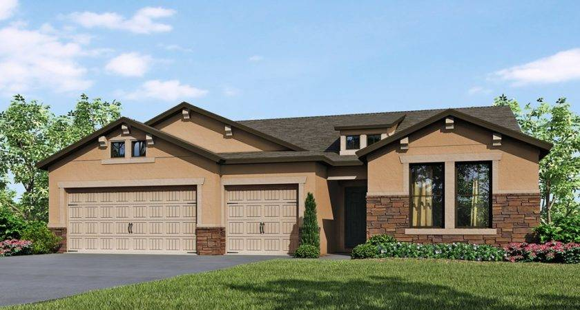 Tidewater New Home Features Parrish Pulte Homes