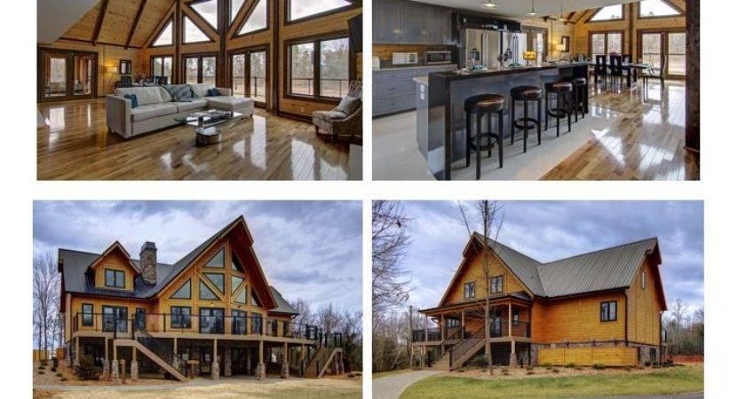 Timber Block Model Home Near Hickory Based Denver