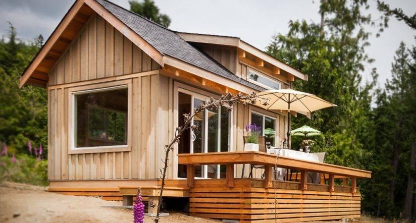 Tiny Getaway Cabin Modular Homes