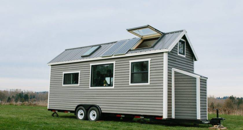 Tiny Heirloom Portable Mobile Home Sqft