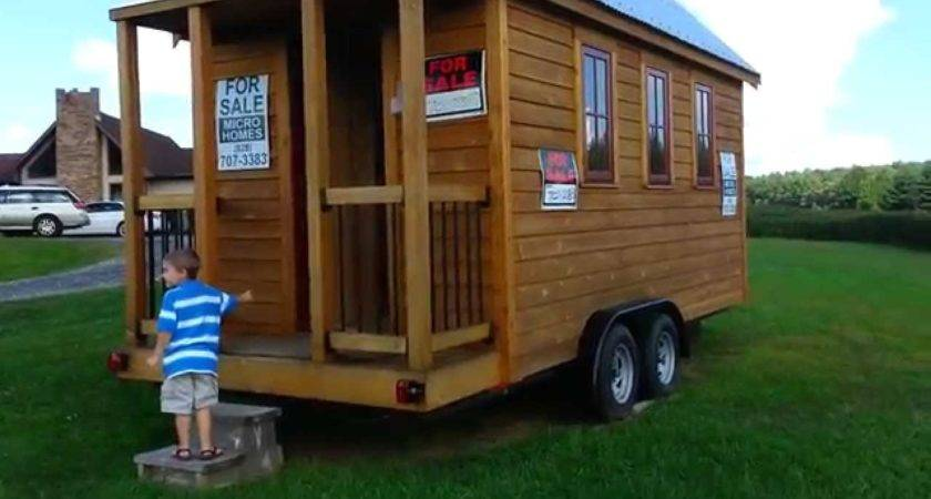 Tiny Homes Sale Pre Built Custom Off