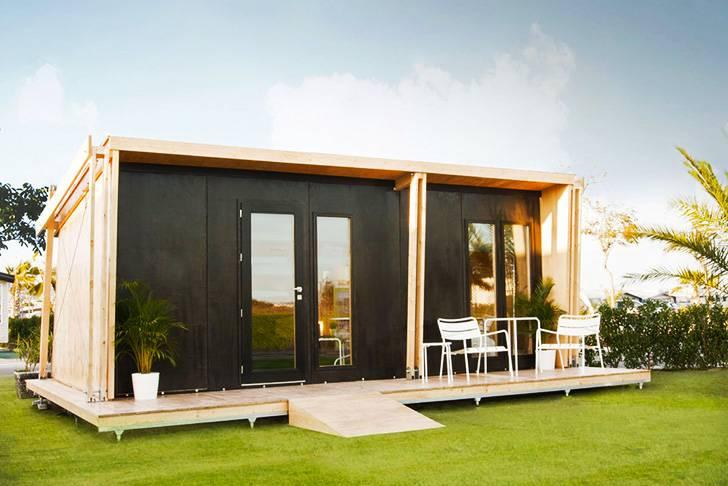 Tiny House Built Shaye Tom New Zealand