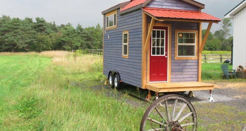 Tiny House Built Trailer Bear Creek Builders