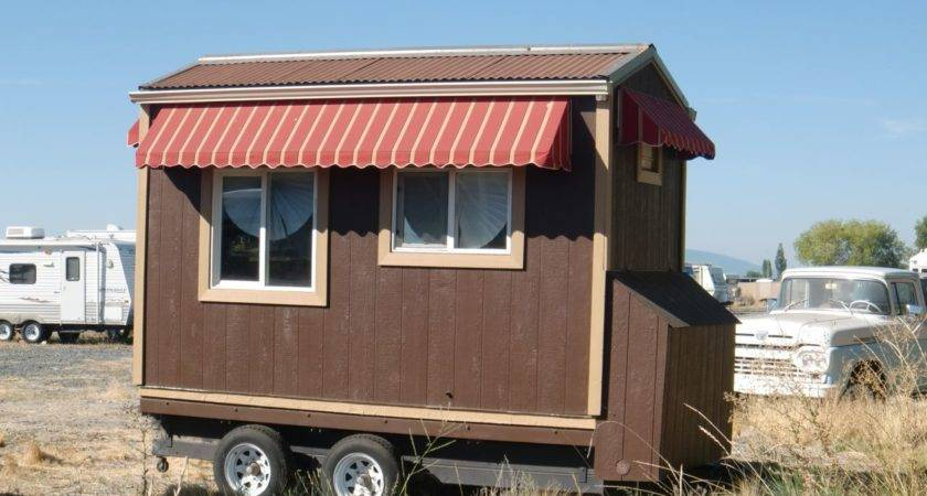 Tiny House Concept Travel Trailers Concession Houses