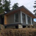 Tiny House Town Desolation Sound Modular Off Grid Cabin