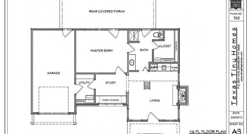 Tiny Texas Houses Floor Plans Quotes Homes Steel