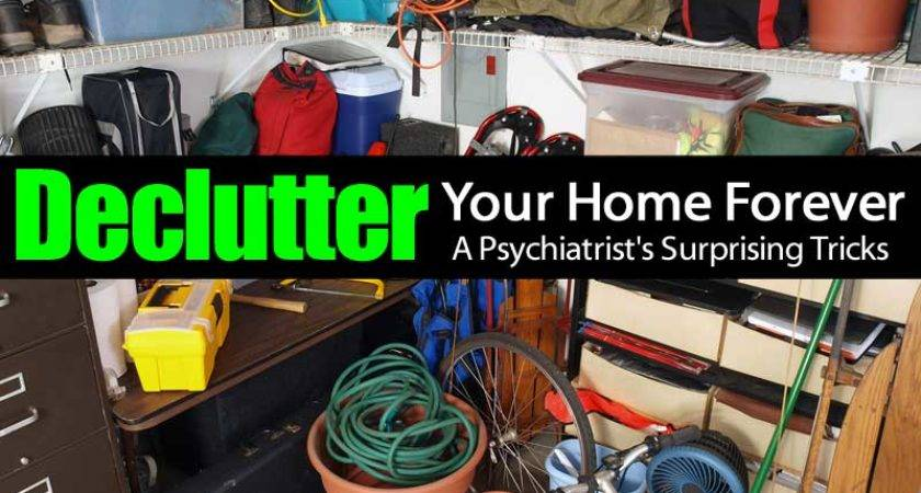Tips Declutter Your Home Forever
