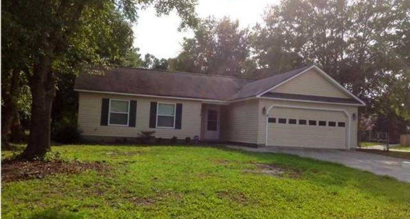 Tomahawk Drive Summerville Foreclosed Home