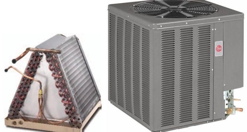 Ton Seer Mobile Home Condensing Unit Evaporator Coil